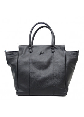 isotta borsa in pelle color nero GABS
