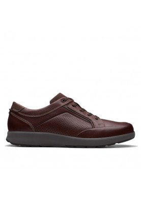 scarpa uomo clarks un trail form marrone