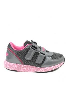 scarpa sportiva colorissima lelli kelly grigio