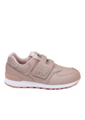 YV574KA new balance bambina rosa
