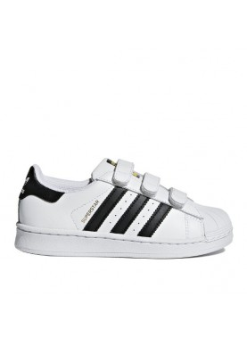 b26070 Superstar Fpundation Adidas strappi