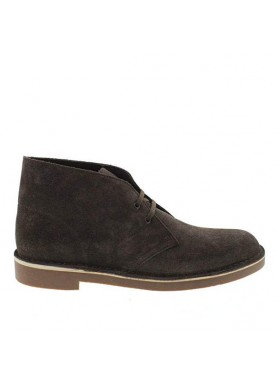 bushacre2cioccolato scarpa stringata uomo clarks