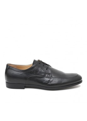 scarpa elegante classica uomo pelle nero giardini