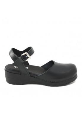 7945 sandalo zoccolo Glove nero