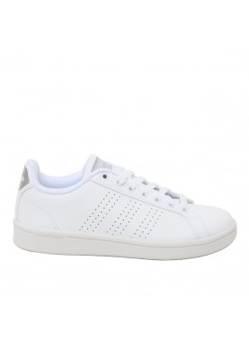 Adidas CF Advantage cl w bianco