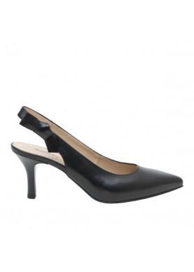 scarpa chanel Nero Giardini donna