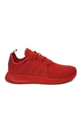 Adidas X_PLR in tessuto color Rosso