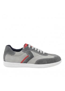 P900960U sneaker uomo NeroGiardini
