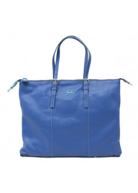 borsa Gabs Goldie L color Blu