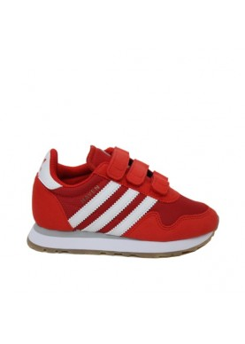 Adidas Haven CF rosso bianco