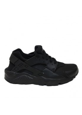Nike Huarache in tessuto color nero