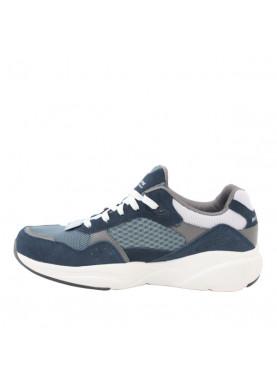 scarpa sportiva skechers uomo blu estiva
