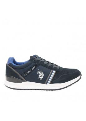sneaker uomo blu polo