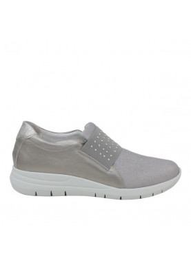 Slip on donna grunland scarpe comfort