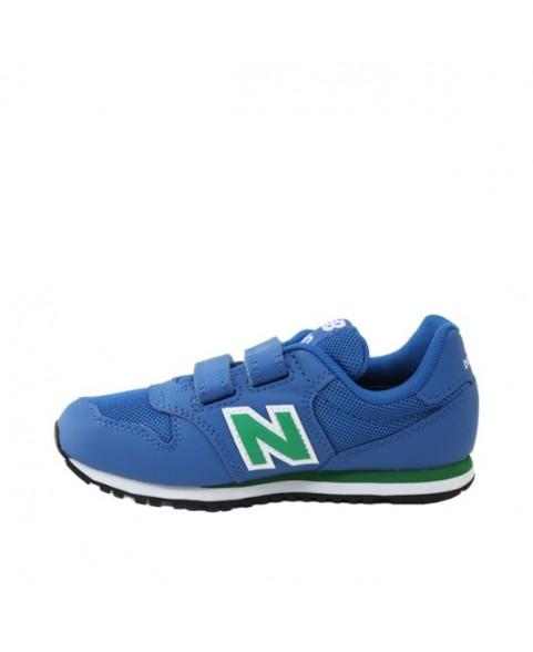 new balance 500 blu verde