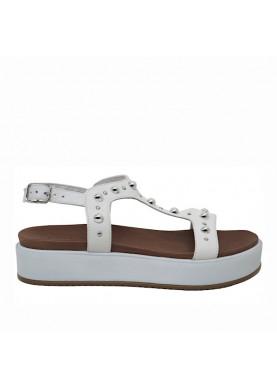 sandalo inuovo donna bianco 112013