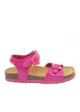 sandalo bambina lelli kelly fucsia