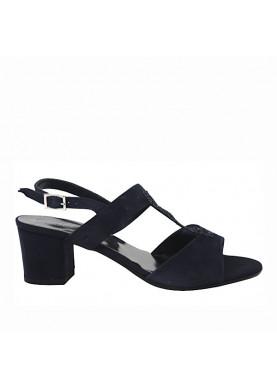 sandalo blu cinzia soft
