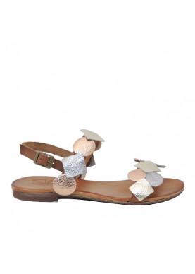 sandalo basso donna Silk-ò