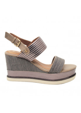 WL91655A sandalo zeppa Wrangler