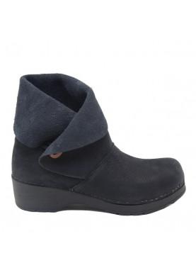 zoccolo stivaletto nero Glove