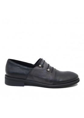 scarpa senza lacci donna nero Divine Follie