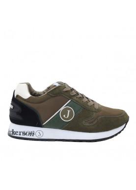 sneaker Jeckerson uomo verde