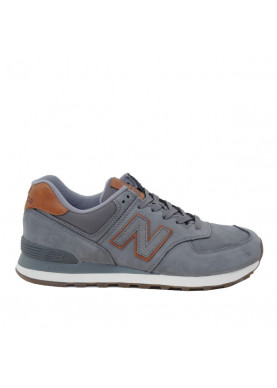 ML574NBA new balance uomo pelle