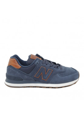 ML574NBD new balance uomo pelle