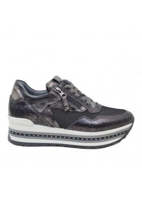 8911D scarpa sportiva donna NeroGiardini