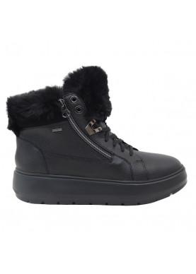 D84AWD scarpa pelliccia donna Geox