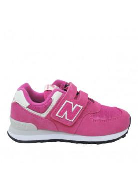 YV574ERL new balance bambina rosa