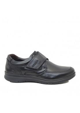 scarpa comfort uomo strappo