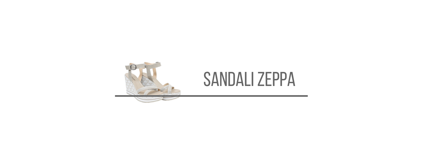 Sandali Zeppa